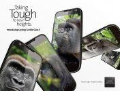 Corning Gorilla Glass 5: �� ������� � �������