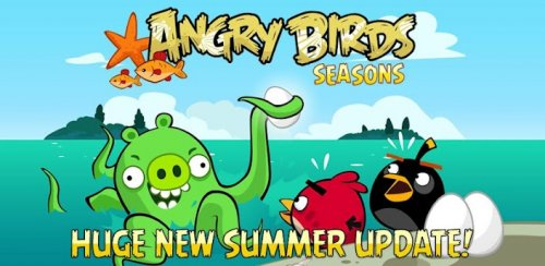 Angry Birds Seasons � ���������� Piglantis