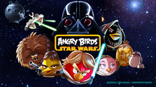 Angry Birds Star Wars - ����� 8 ������!