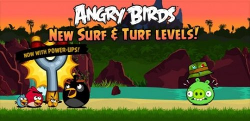 ����� ���������� Angry Birds � ����� Bad Piggies