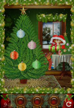 100 christmas gifts уровень 9