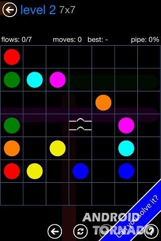 Flow Free: Bridges скриншоты