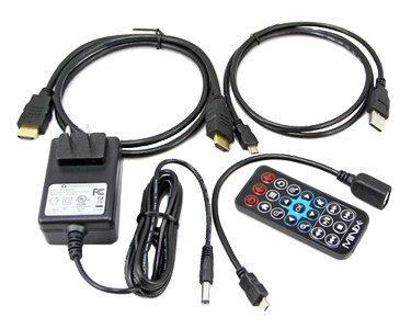 MiniX Neo X5 комплект поставки