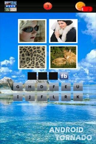 4 фото 1 Слово Какое слово android