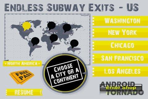 Subway Exits