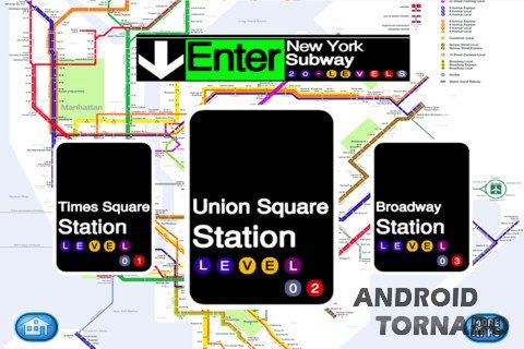Subway Exits прохождение