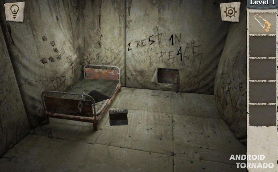 Horror Escape прохождение 1 15