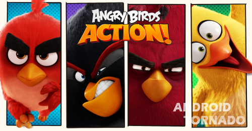 Angry Birds Action: �������� ������ ����� �����