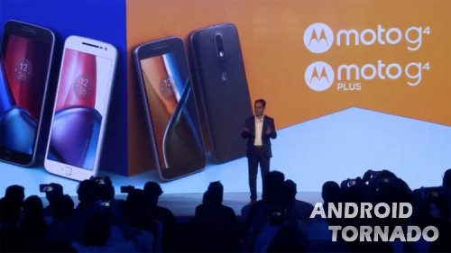 ��������� ����� Moto G4, Moto G4 Plus � Moto G4 Play