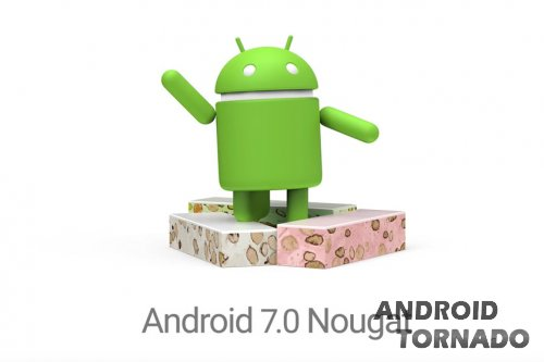 ���������� �� Android 7.0 Nougat ������� 22 �������