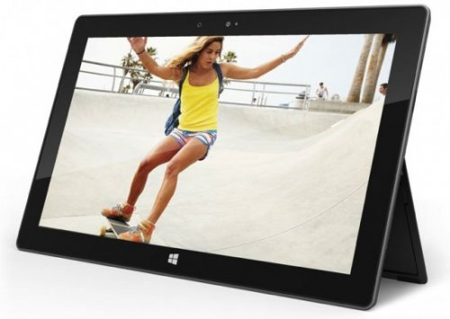 Сравниваем Transformer Prime, Microsoft Surface и новый iPad
