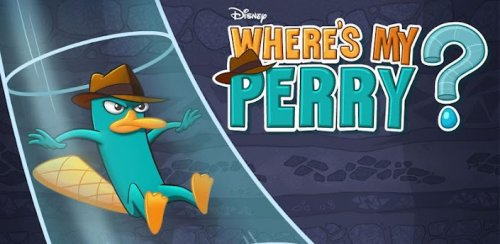 Where's My Perry прохождение