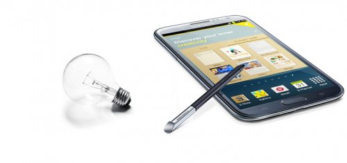 Samsung Galaxy Note II с 18 октября - в России