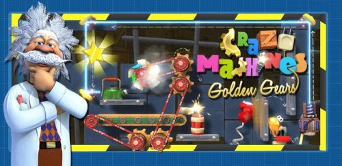Crazy Machines GoldenGears THD прохождение
