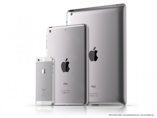 iPhone 5 iPad mini