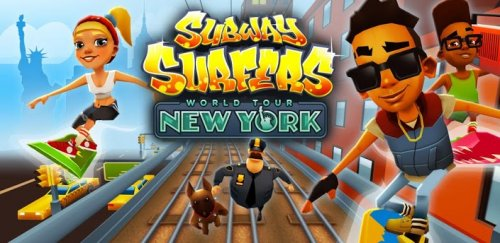 Subway Surfers для андроид