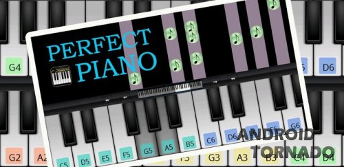Perfect Piano - фортепиано для Android