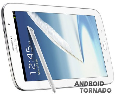 Обзор Samsung Galaxy Note 8.0
