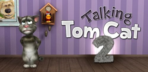 Talking Tom Cat 2 Free - говорящий Том для Android