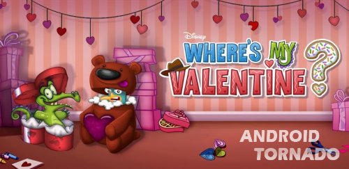 Where's my Valentine для android