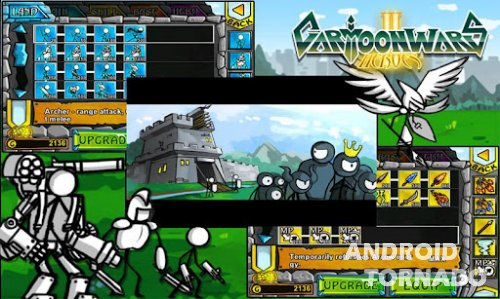 Cartoon Wars 2: Heroes android
