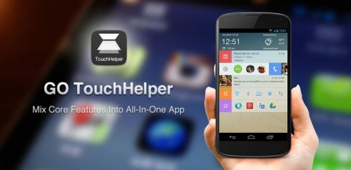 GO TouchHelper для Android