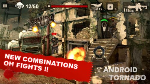 SWAT:End War для Android
