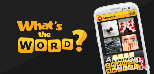4 Pics 1 Word: What's the Word ответы