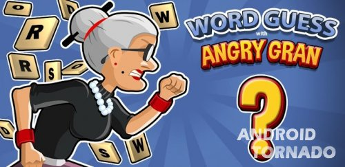 4 pics 1 word with Angry Gran ответы