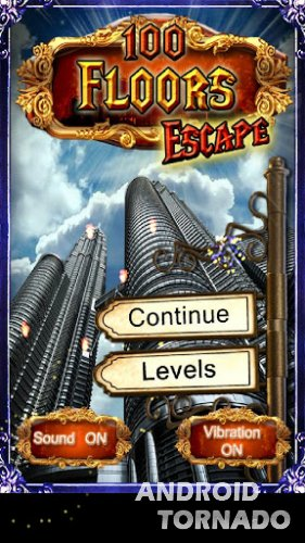 100 Floors Escape прохождение (The Floor Escape) 1-10