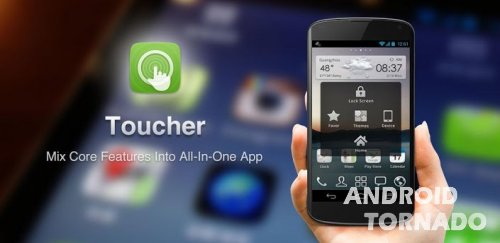 Toucher для Android