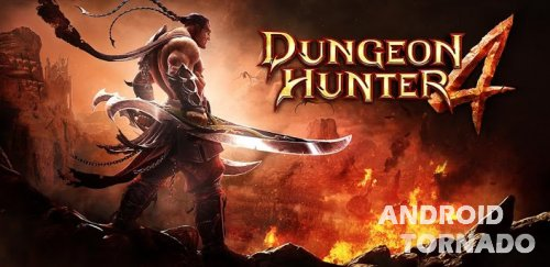 Dungeon Hunter 4 - охота на демонов на Android
