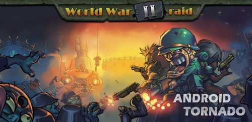World War II raid для Android
