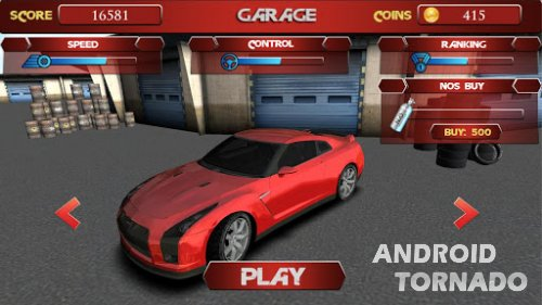 SpeeD Drive 3D - Скоростные гонки для Android