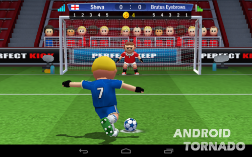 Perfect Kick для Android