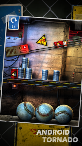 Can Knockdown 3 - сбиваем банки на Android