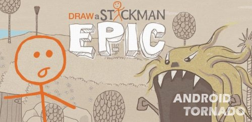 Draw a Stickman: EPIC для Android