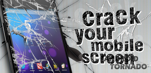 Crack your mobile screen для android