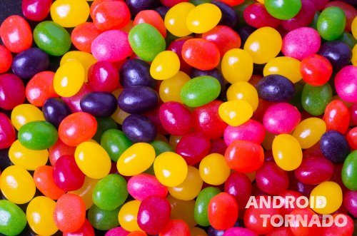Jelly Bean установлена на 40,5% Android-девайсов