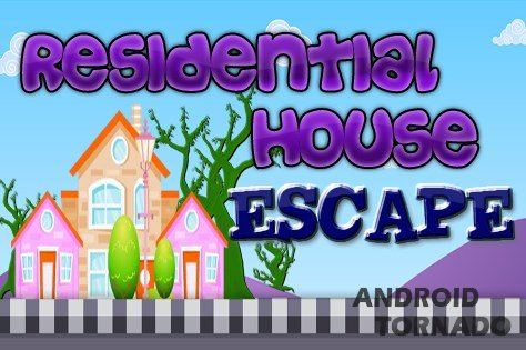 Residential House Escape прохождение