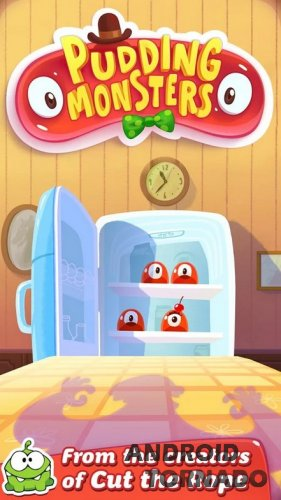 Pudding Monsters прохождение (Fridge Escape - The Neighborhood)