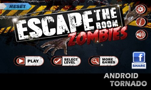 Escape the Room Zombies прохождение (1-5)
