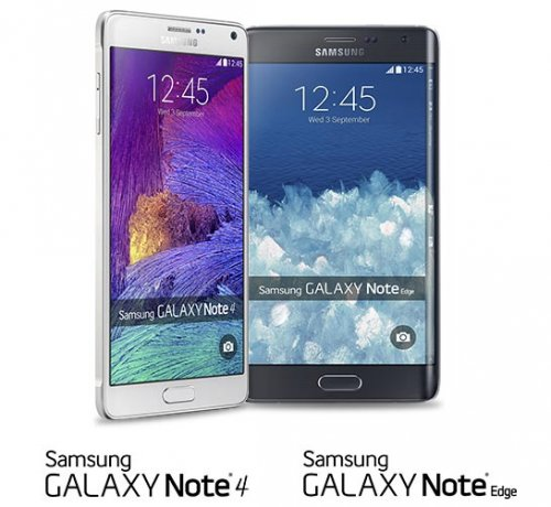 Samsung представляет: Galaxy Note 4, Note Edge, Gear S и Gear VR