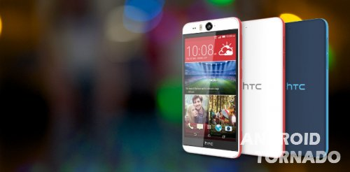 Представлены HTC Desire Eye и RE Camera. One (M8 EYE) тихо ушёл в Китай