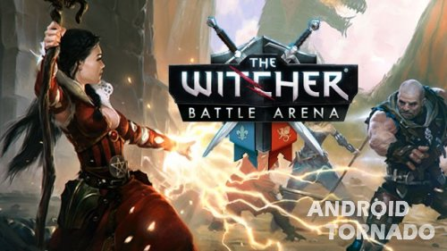 The Witcher Battle Arena на андроид