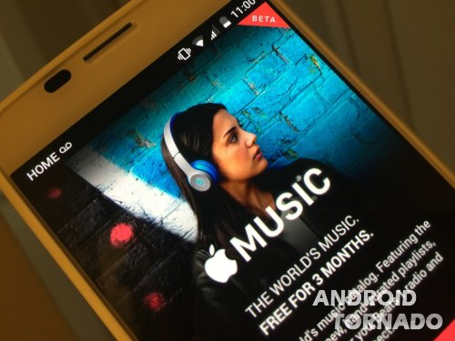 Apple Music теперь на Android