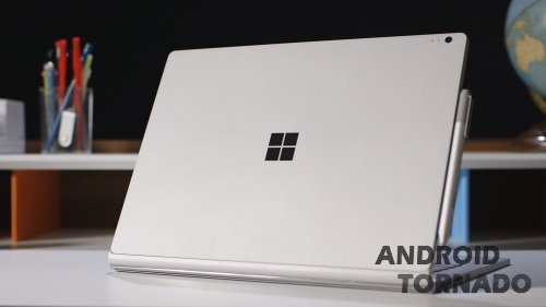 Microsoft Surface Book в 2016