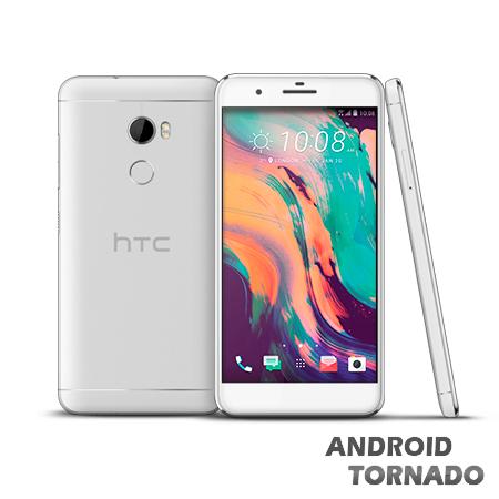 В России опубликовали официальные данные о HTC One X10 с 4000 мАч батареей