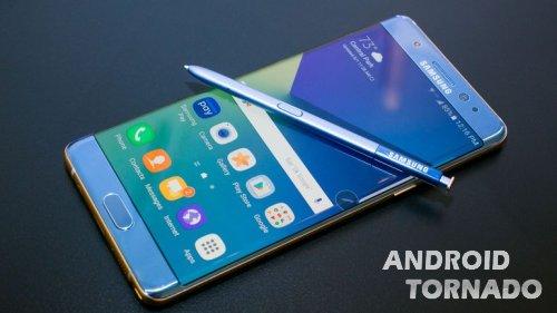 Samsung всё-таки будет продавать отремонтированные Galaxy Note 7
