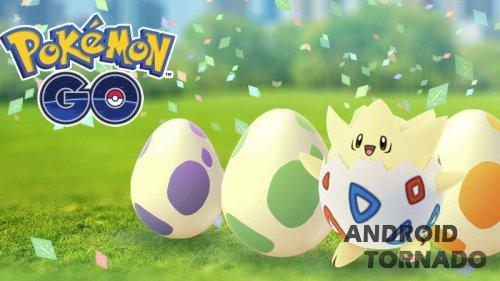 В Pokemon Go пасхальное обновление